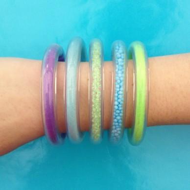 bracelet circle color