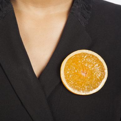 brooch fruit orange 1 vk 72