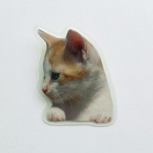 brooch lam cat