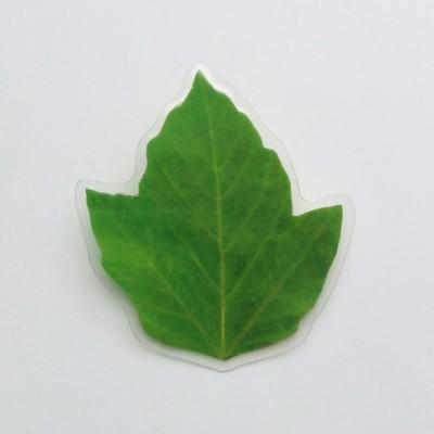 brooch lam leaf