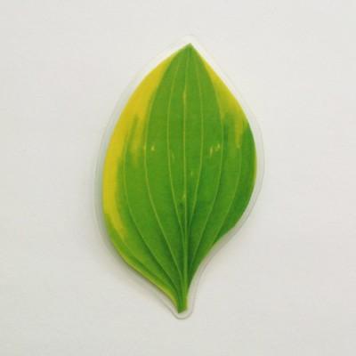 brooch  leaf small