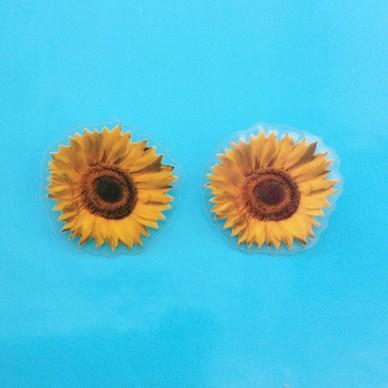earing sun flower