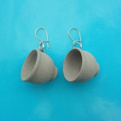 earring cup alumide