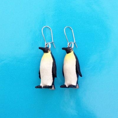 earring penguin