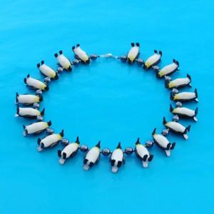 necklace penguin