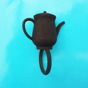 ring teapot black