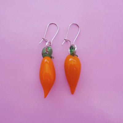 105 earring glass redpepper 72