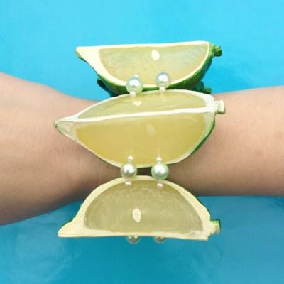 15 bracelet lemon arm 72