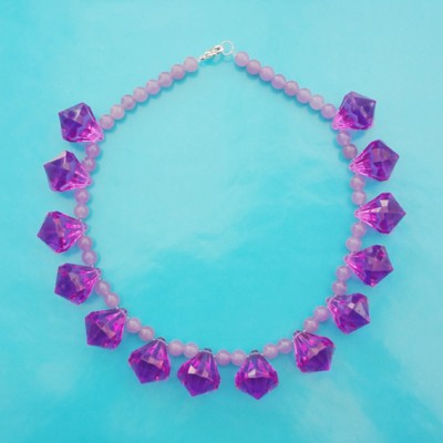 17 necklace shine purple 5 72 - kopie