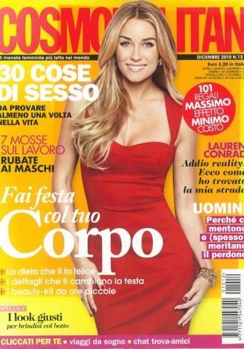 2010 cosmopolitan Italie voor 72