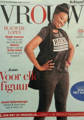 2016 Vrouw De Telegraaf voor 72