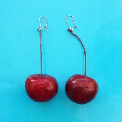 23 earring cherry OKOK 72