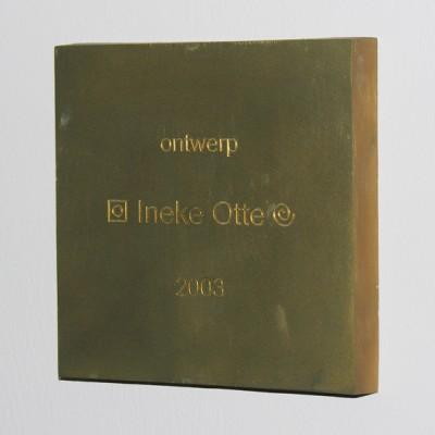 24 handafdrukken brons de mythe 3 72 kopie