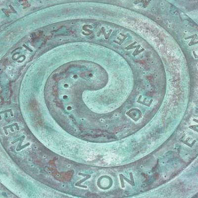 26 spiraal brons kerk vk 2 kopie