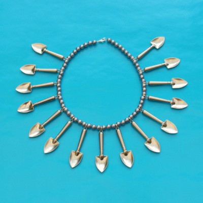 29necklace spoon metal 72