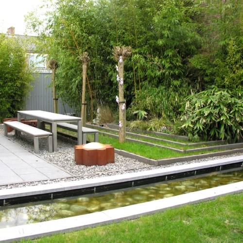 3 tuin vijver+achter groot best vk 72