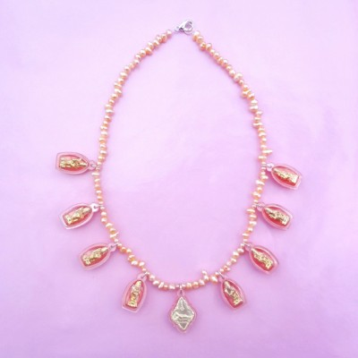 35 necklace buddha softpink OK 72 - kopie