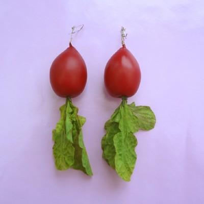 44 earring radish 72