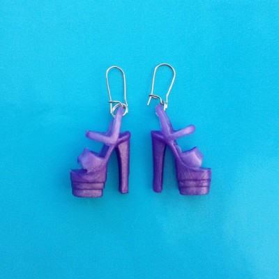 71earring shoe purple 1 72