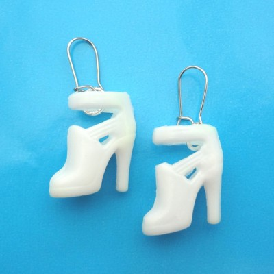 73earring shoe white 1 72