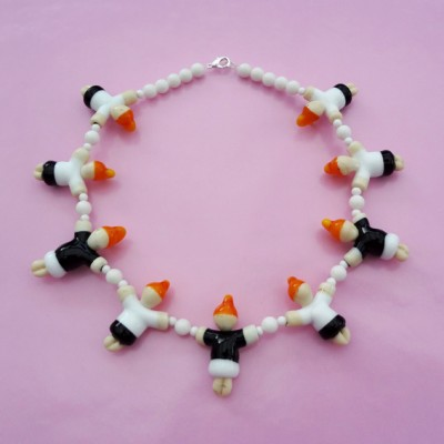 80 ecklace glass doll 72 - kopie