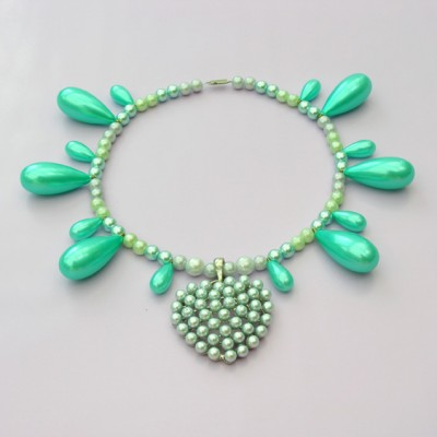 94necklace shine turkoois big 72 - kopie