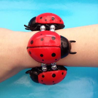 bracelet ladybird 72