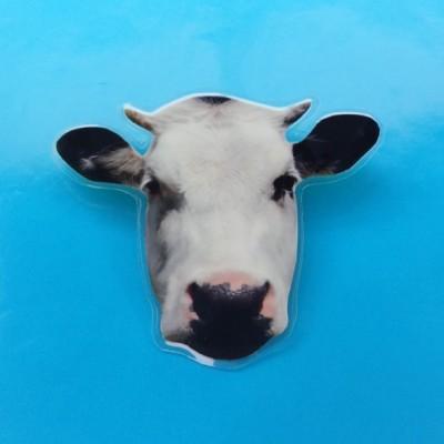 brooch lam cow 72