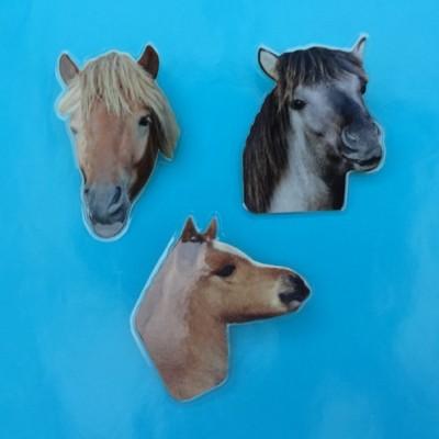 brooch lam horse 3x 72