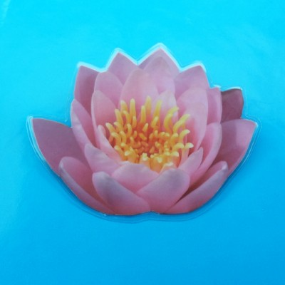 brooch lam water lily 72
