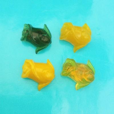 brooch resin tulip 4 x 72