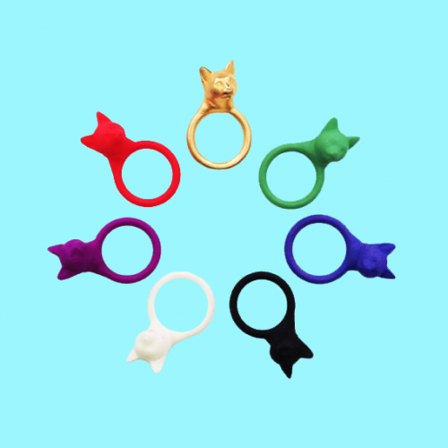 cat head ring x7 72 2