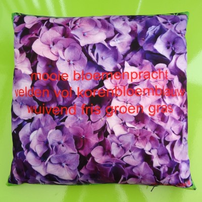 cushion hortensia 72 kopie