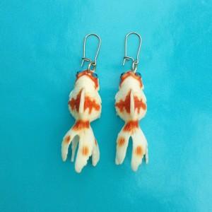 earring fish spot 72
