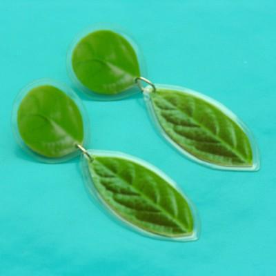 earring leaf 72
