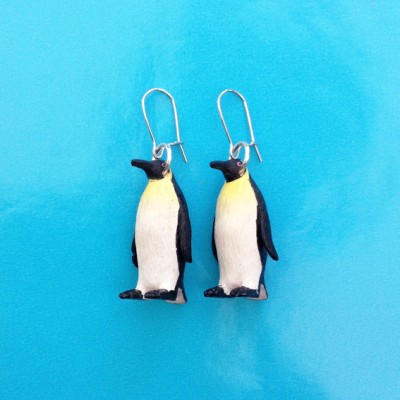 earring penguin 72