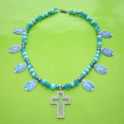 halssieraad maria+ kruis 72