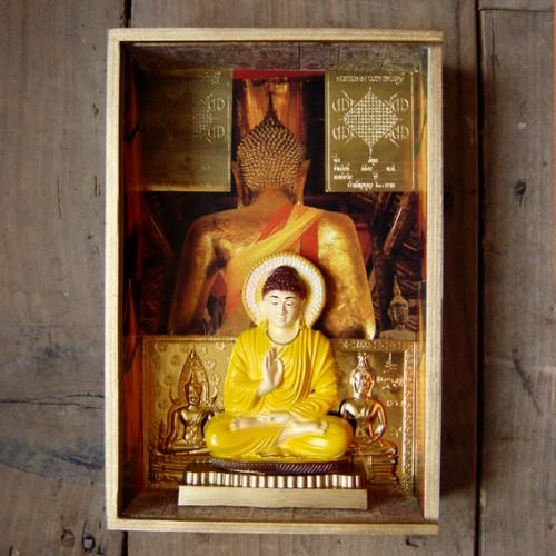 kamer kistje buddha 72