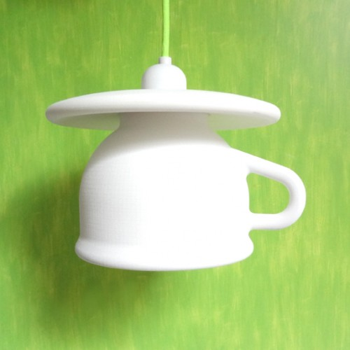 lamp cup new on green 72