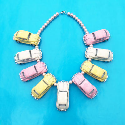 necklace cars colors 72