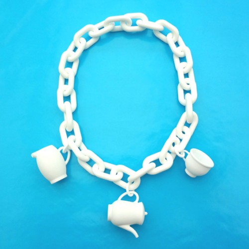 necklace chain teaset OK 72