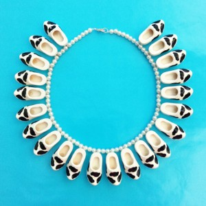 necklace clog cow OK 72