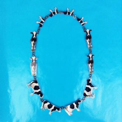 necklace cow lam 72