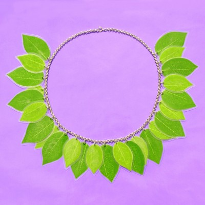 necklace lam leafs lam 72
