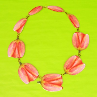 necklace lam tulip softrose  72
