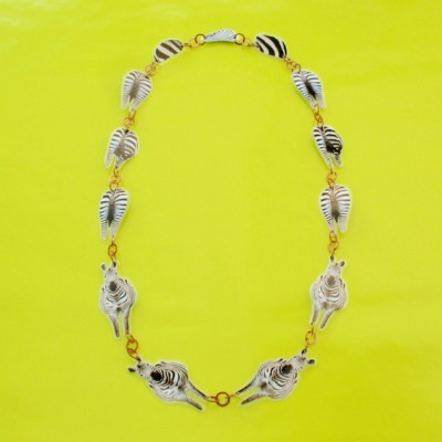 necklace lam zebra  72