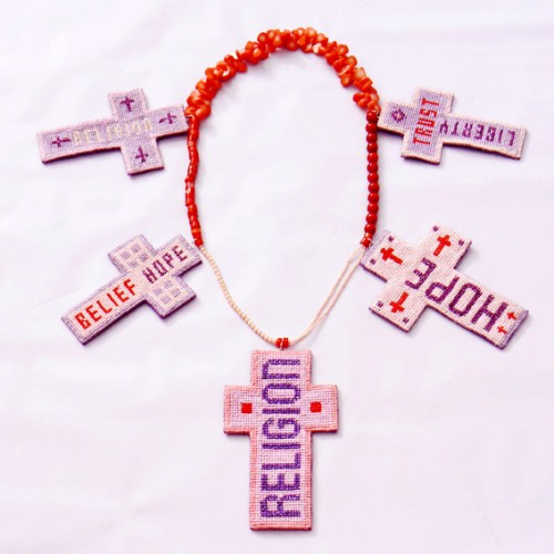 necklace religion 20x20 72