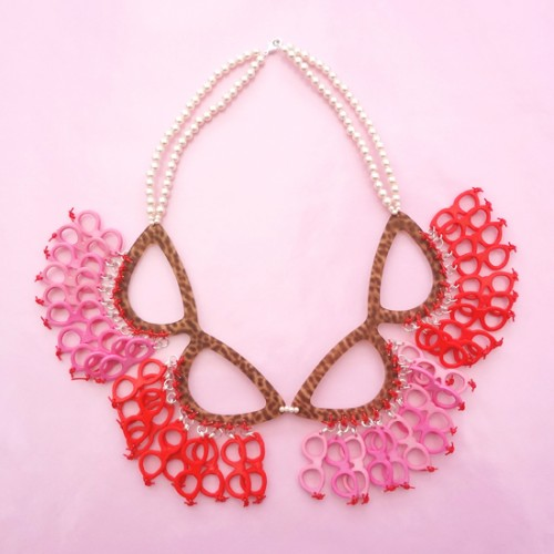 necklace spectacles 72