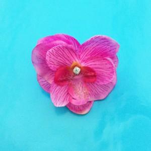 ring flower silk pink 72