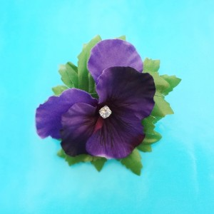 ring flower violet OK 72